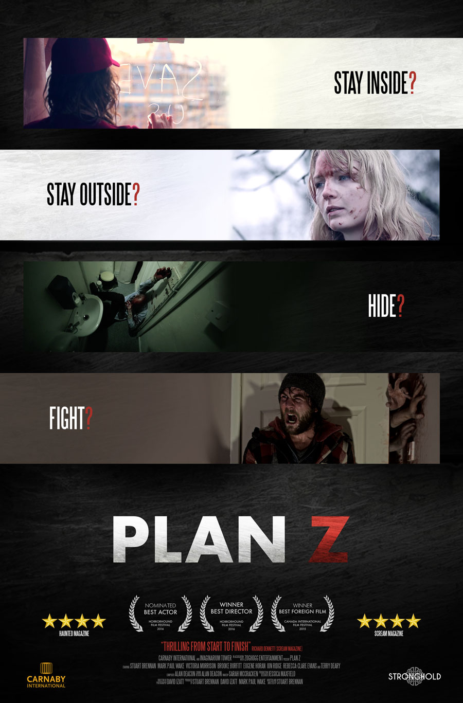 Plan Z - Carnaby International Sales & Distribution - UK Film