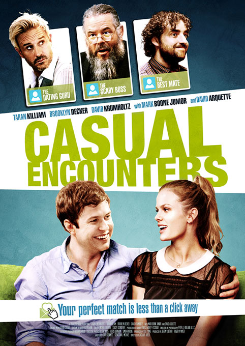 CASUAL ENCOUNTERS - Carnaby International Sales & Distribution - UK Film