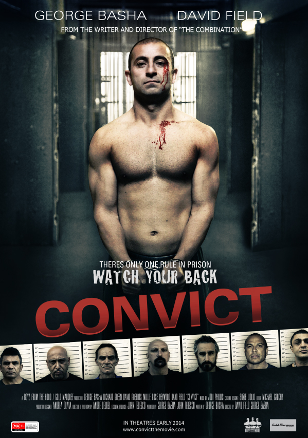 Convict - Carnaby International Sales & Distribution - UK Film