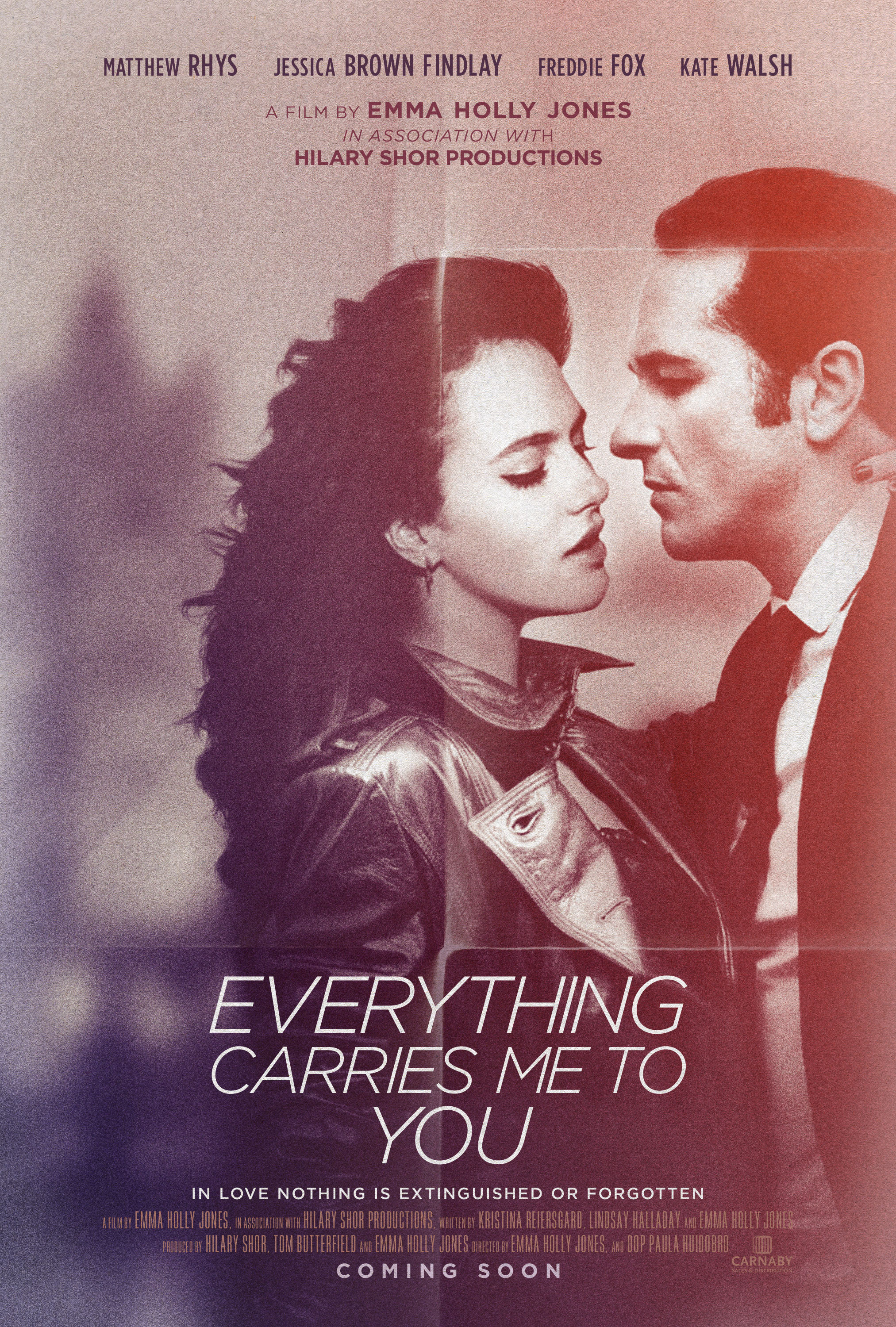 Everything Carries Me To You - Carnaby International Sales & Distribution - UK Film