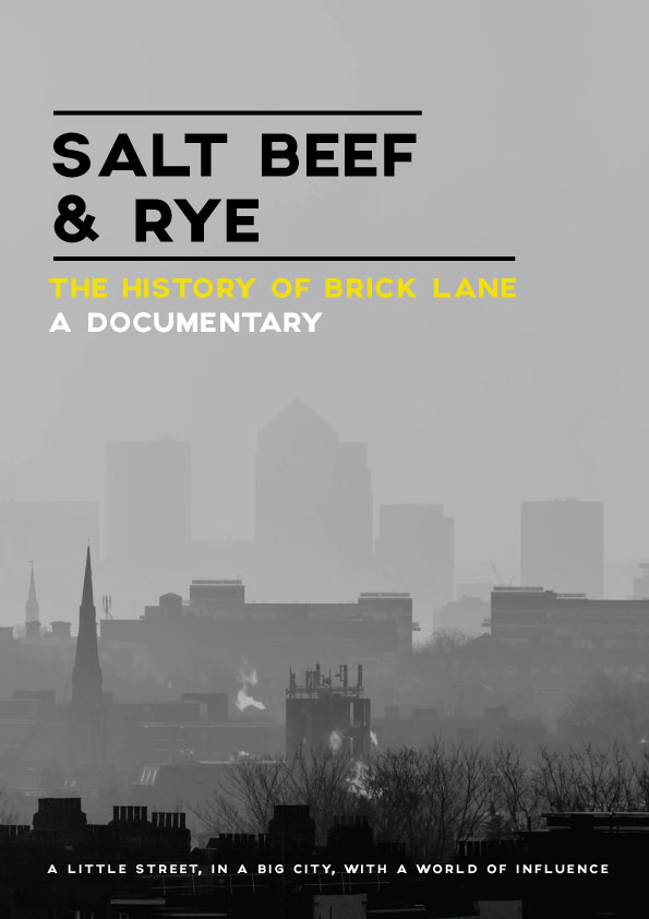 Salt Beef & Rye - Carnaby International Sales & Distribution - UK Film