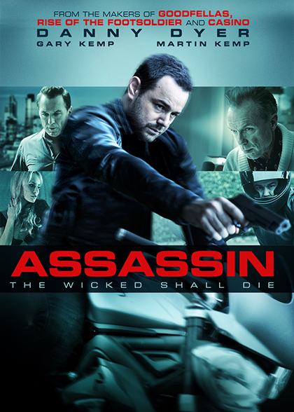 Assassin - Carnaby International Sales & Distribution - UK Film