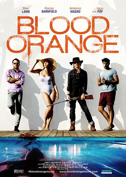 Blood Orange - Carnaby International Sales & Distribution - UK Film