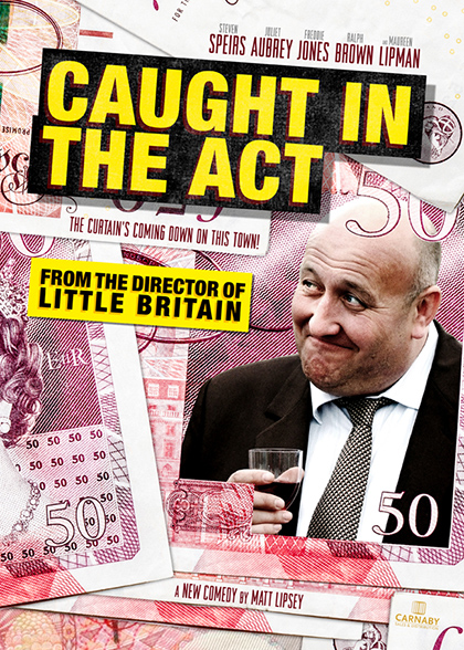 Caught in the Act - Carnaby International Sales & Distribution - UK Film