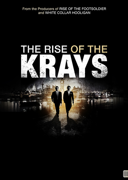 The Rise of the Krays - Carnaby International Sales & Distribution - UK Film