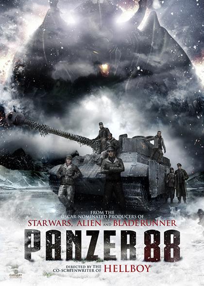 Panzer 88 - Carnaby International Sales & Distribution - UK Film