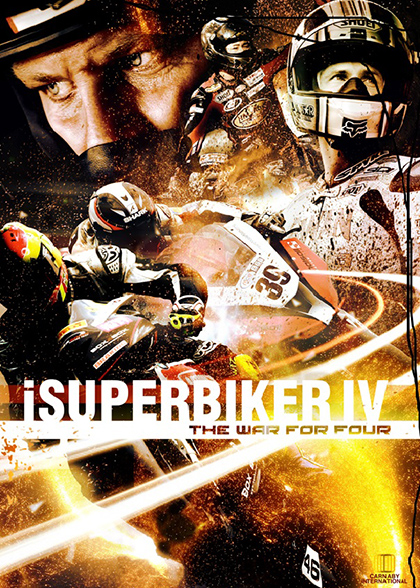 I, Superbiker IV: The War for 4 - Carnaby International Sales & Distribution - UK Film
