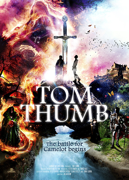 Tom Thumb - Carnaby International Sales & Distribution - UK Film