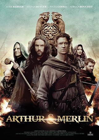 Arthur & Merlin - Carnaby International Sales & Distribution - UK Film