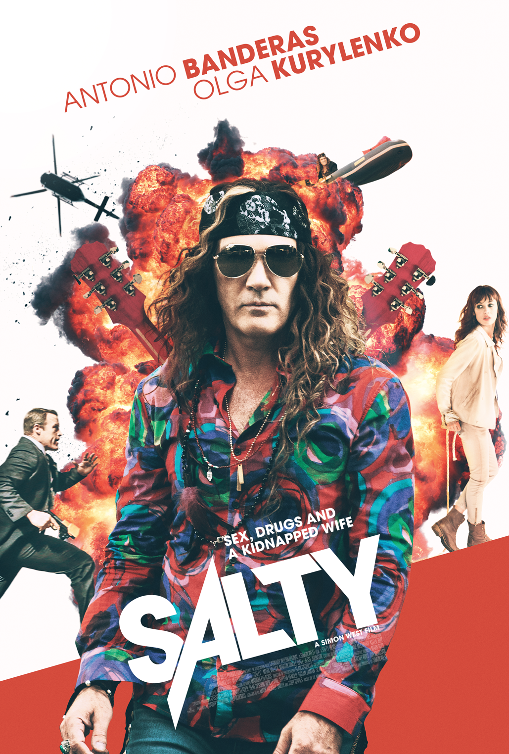 Salty - Carnaby International Sales & Distribution - UK Film