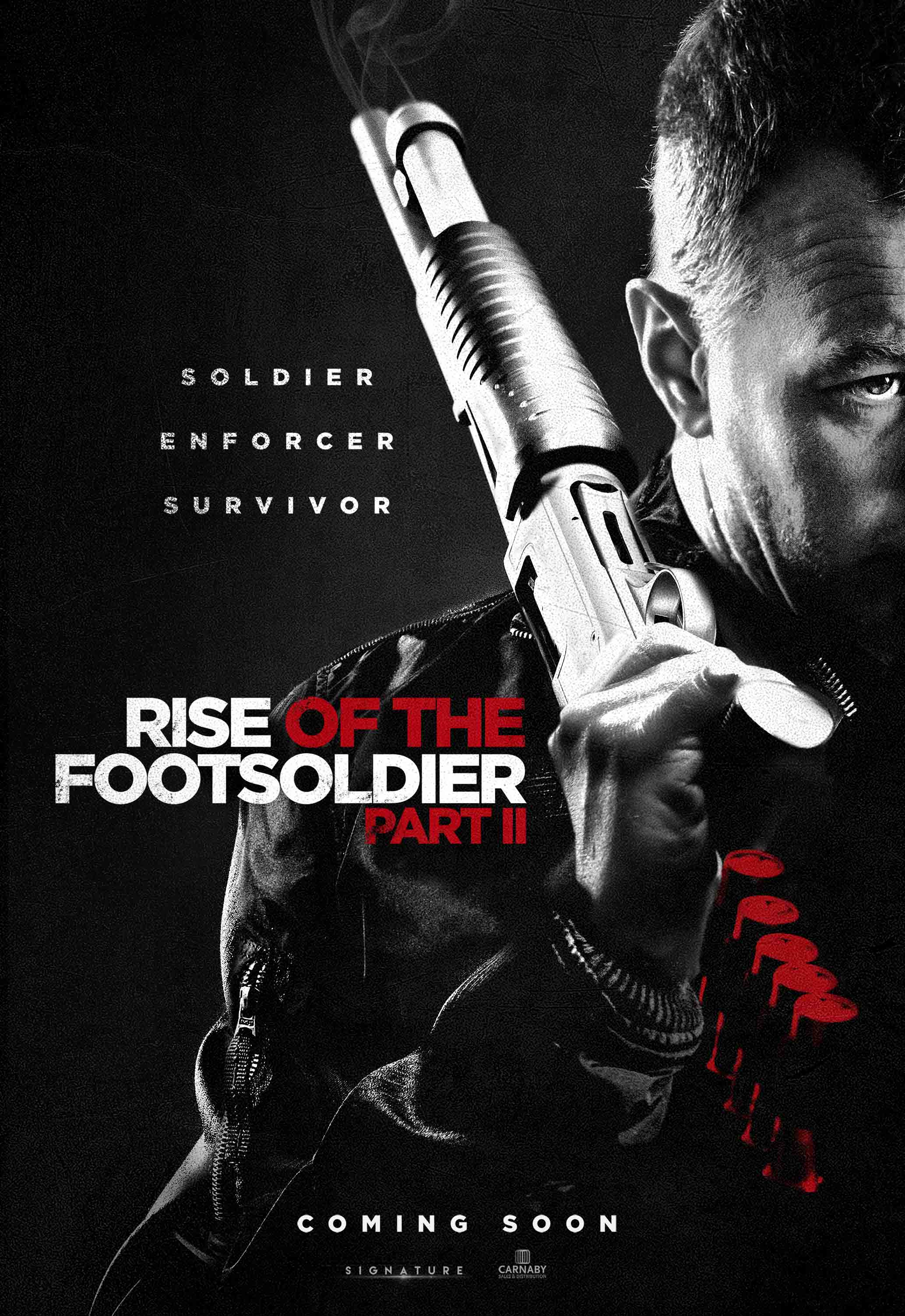 Rise of the Footsoldier 2 - Carnaby International Sales & Distribution - UK Film