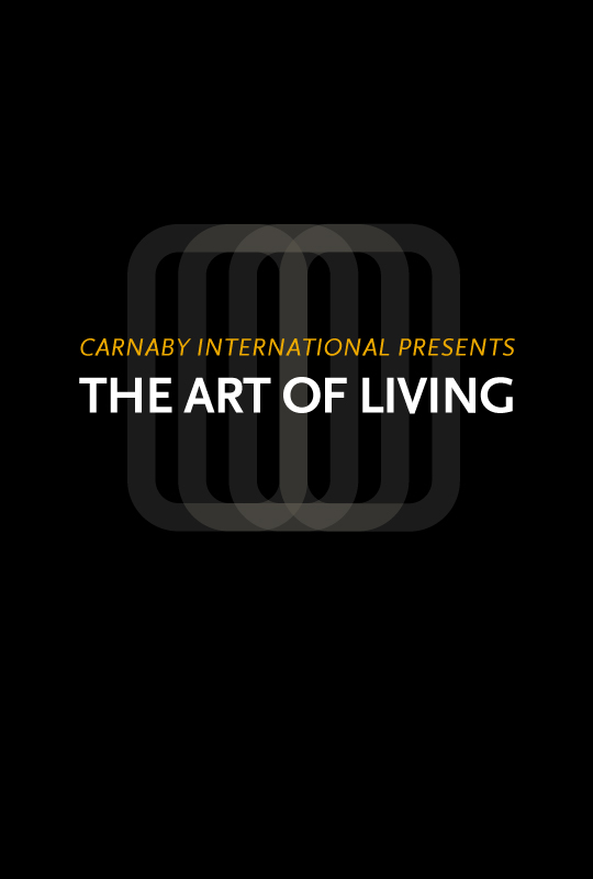THE ART OF LIVING - Carnaby International Sales & Distribution - UK Film
