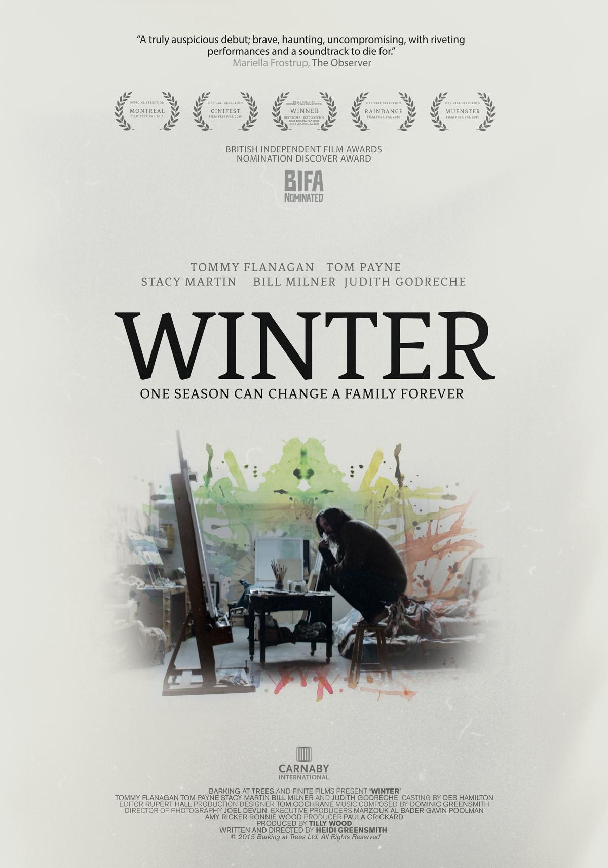 Winter - Carnaby International Sales & Distribution - UK Film