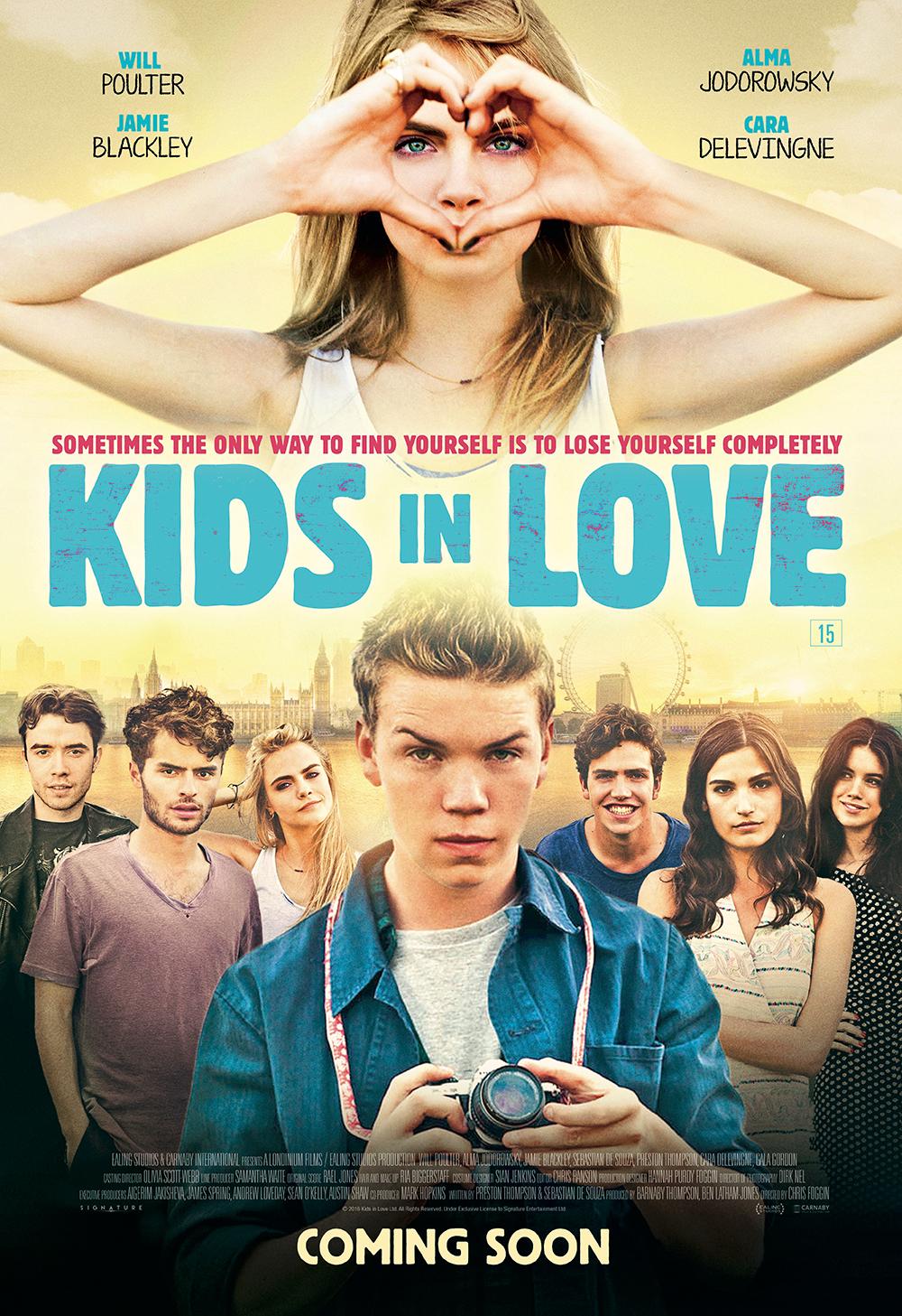 Kids In Love - Carnaby International Sales & Distribution - UK Film