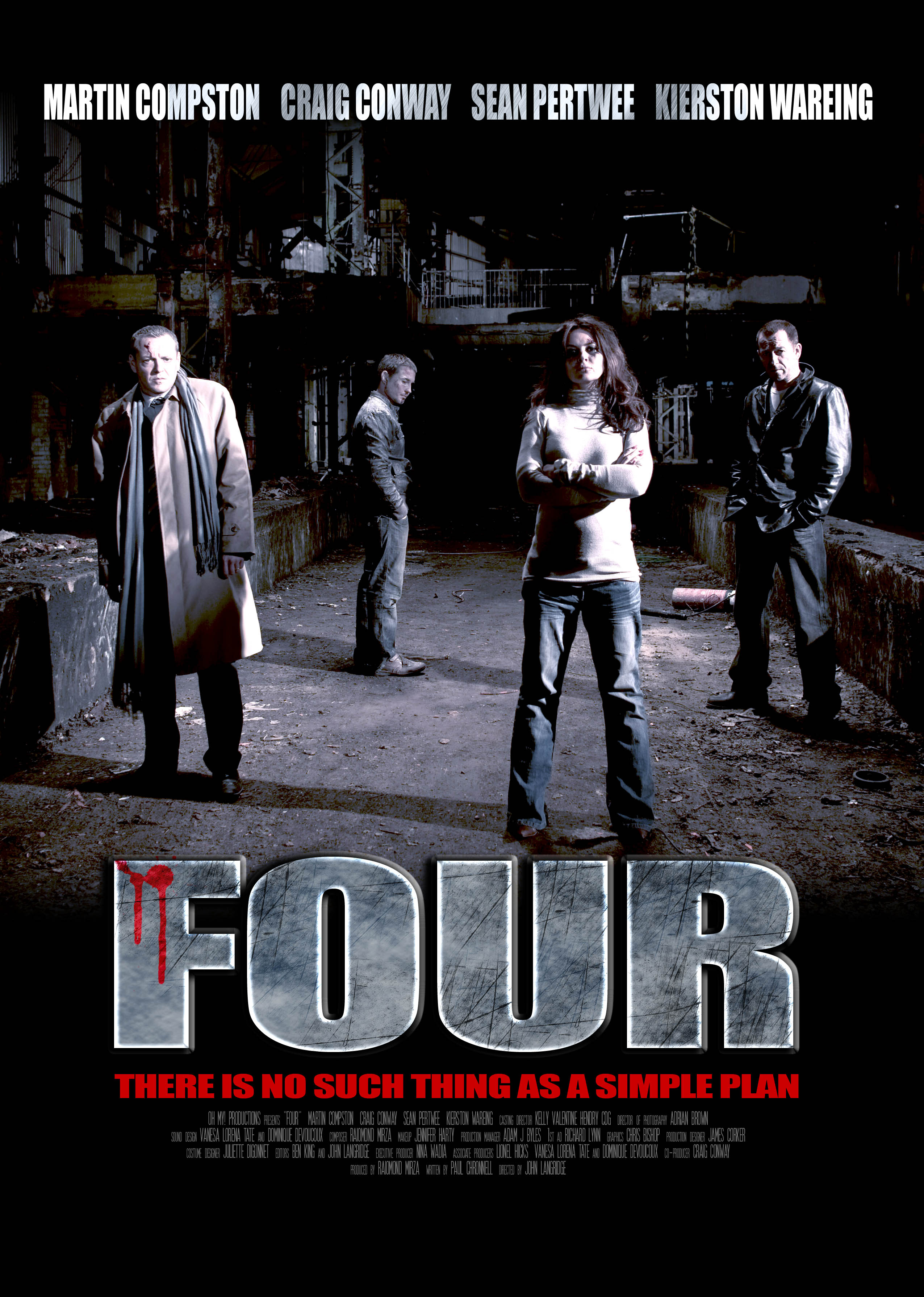 FOUR - Carnaby International Sales & Distribution - UK Film