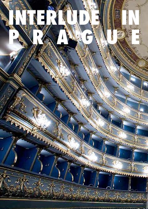 Interlude in Prague - Carnaby International Sales & Distribution - UK Film