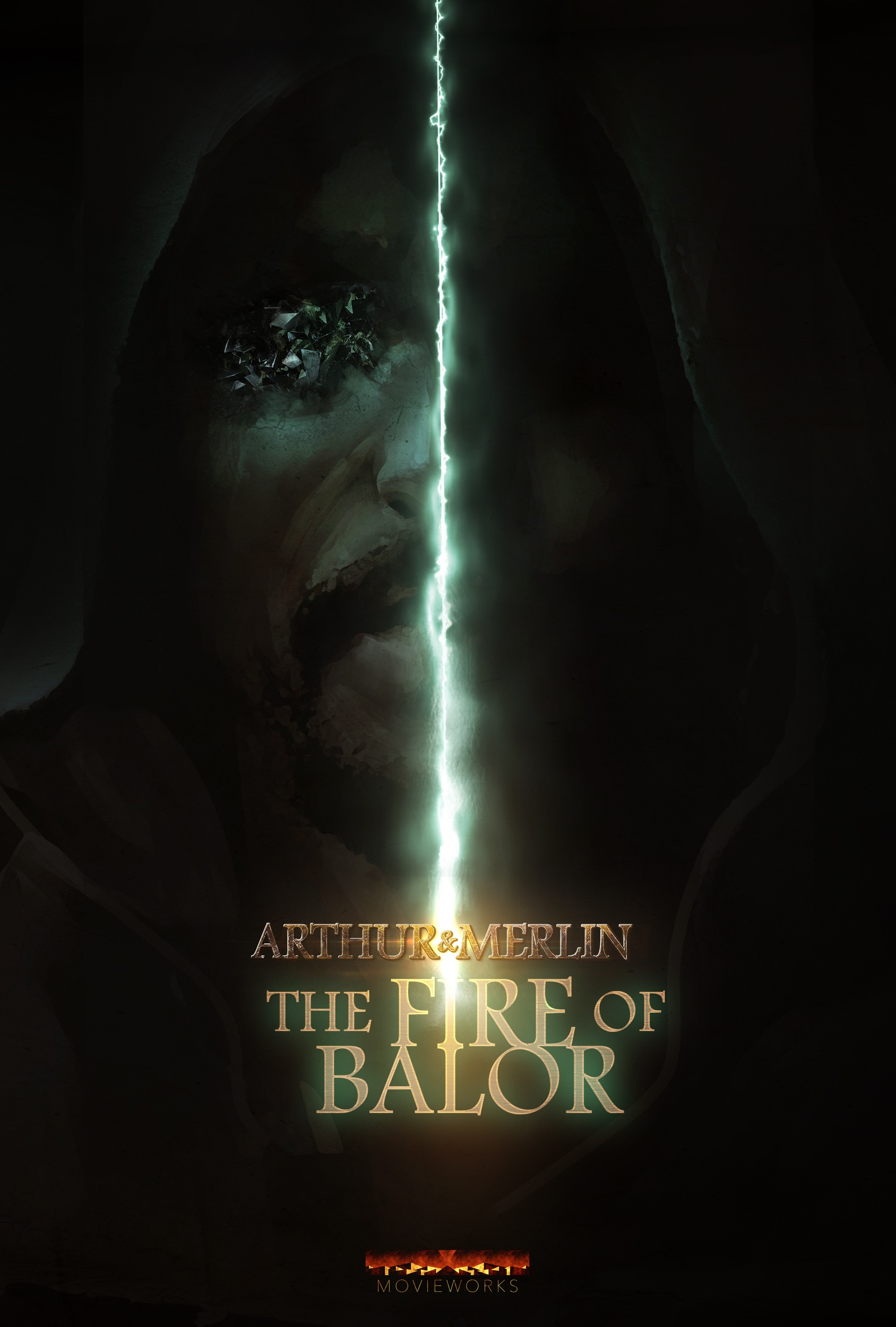 Arthur & Merlin: The Fire of Balor - Carnaby International Sales & Distribution - UK Film