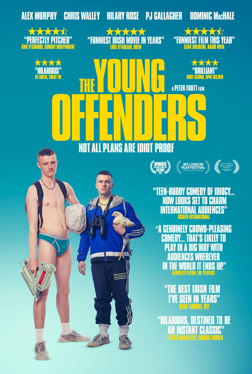 The Young Offenders - Carnaby International Sales & Distribution - UK Film